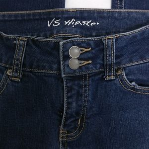 VS hipster straight leg jeans size 4